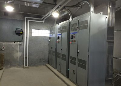 Dickinson Influent Pump System