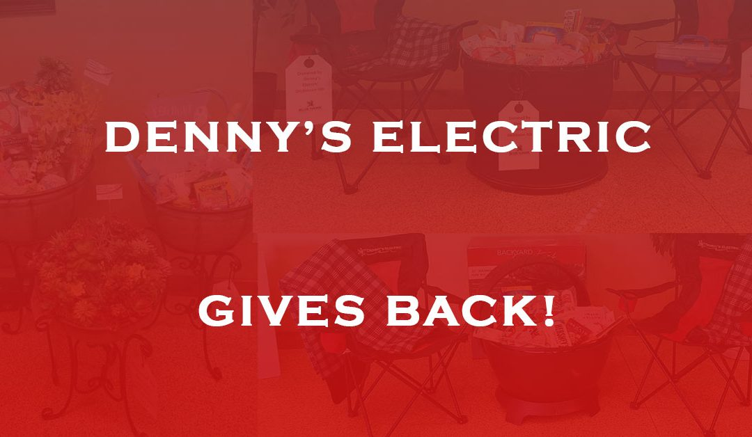 Dennys Electric Gives Back 2