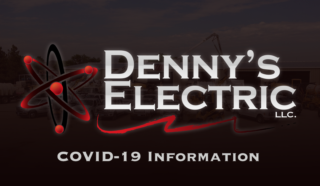 Denny's Electric COVID-19 Information