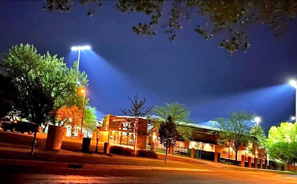 2021 Bismarck Larks Field Lights